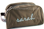 Chocolate Giraffe Cosmetic Bag