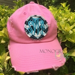 Preppy Monogrammed Patch Cap