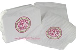 Monogrammed Bridesmaid Gift