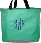 Green Tote/Carry-all