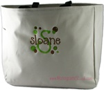 Khaki Tote/Carry-all