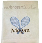 Tennis Towel