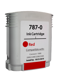 787-0 Ink Cartridge for Pitney Bowes Connect Plus Series of Machines