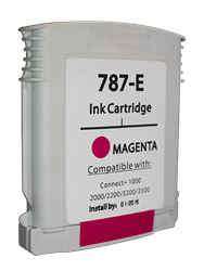 787-E Ink Cartridge for Pitney Bowes Connect Plus Series of Machines