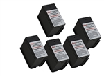 793-5 Compatible Pitney Bowes® Ink Cartridge 5-PACK