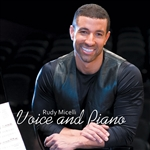 Rudy Micelli - Voice and Piano CD