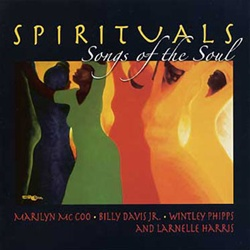 Spirituals, Songs of the Soul CD