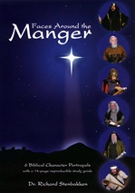 Faces Around the Manger
