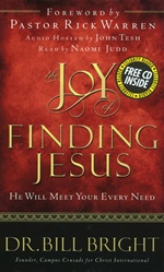 The Joy of Finding Jesus