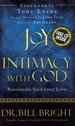 The Joy of Intimacy with God
