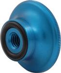 """AllStar O-Ring Air Cleaner Nut Short 5//16/"""" 18 Thread 5//8/"""" Tall"""