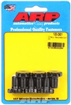 "ARP 100-2901 : Flexplate Bolts, 12-Point, Chromoly, 7/16""-20 RH, .680"" UHL, Set of 6"