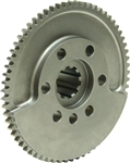 Brinn Transmission 79130 : Flywheel, 65-Tooth, Steel, Chevy, 1-Piece Seal