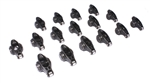 "Comp Cams 1604-16 : Rocker Arms, Ultra Pro Magnum, Stud Mount, Full Roller, Chromoly, 1.52 Ratio, 7/16"" Stud, SBC, Set of 16"