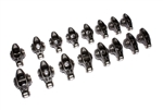 "Comp Cams 1605-16 : Rocker Arms, Ultra Pro Magnum, Stud Mount, Full Roller, Chromoly, 1.60 Ratio, 7/16"" Stud, SBC 265-400, Set of 16"