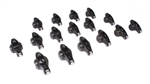 "Comp Cams 1632-16 : Rocker Arms, Ultra Pro Magnum, Stud Mount, Full Roller, Chromoly, 1.60 Ratio, 7/16"" Stud, Ford V8 289/302/351W, Set of 16"