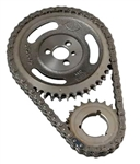 Comp Cams 2100 : Timing Chain & Gear Set, Magnum, Double Roller, SBC V6/V8