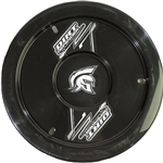 "Dirt Defender 10010 : 15"" Wheel Cover, ABS Plastic, Black"