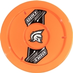 "Dirt Defender 10060 : 15"" Wheel Cover, ABS Plastic, Fluorescent Orange"