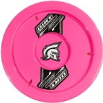 "Dirt Defender 10070 : 15"" Wheel Cover, ABS Plastic, Fluorescent Pink"