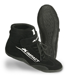 Impact 41010510 : Driving Shoes, Axis, Black, Size 10.5, SFI 3.3/5