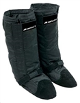 Impact 49000510 : Driving Boots, Drag Over-Boot, Black, Large, SFI 3.3/20
