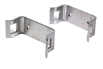 Safecraft 54-1431 : Fire Extinguisher Mounting Brackets, Flat Surface, Fits LT10 Models