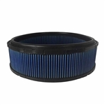 "Walker Performance 3000204 : 14"" x 4"" Round Dirt Racing Air Filter"