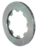 "Wilwood 160-8433 : Brake Rotor, GT Series, Driver Side, Slotted, 12.19"" x 0.810"""