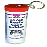 "Wurth 1987062 : Rosin Core Solder, 60/40, .062"" Diameter, .5 oz. Spool"