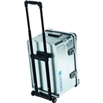 Zarges 40739 : Telescopic Trolley, 65 LBS (30 kg) Load Capacity