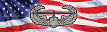 Air Assault Military Rear Window Graphic