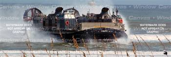 LCAC Military Rear Window Graphic