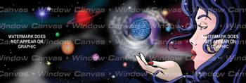 Celestial Winds Tattoo Rear Window Graphic