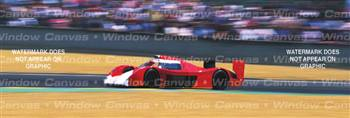 200 Mph+ Sporting Life Rear Window Graphic