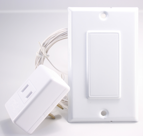 Plug Amp Play Gradual Dimmer Wall Switch