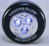Touch&Glow LED Light, Black