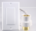 Socket Wall Dimmer