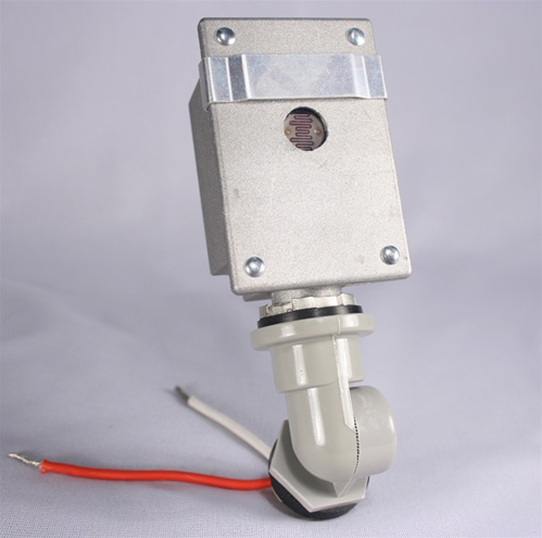 Photocontrol With Left To Right Swivel Base