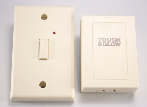 220 Volt Outlet >> Wireless Remote Wall Switch
