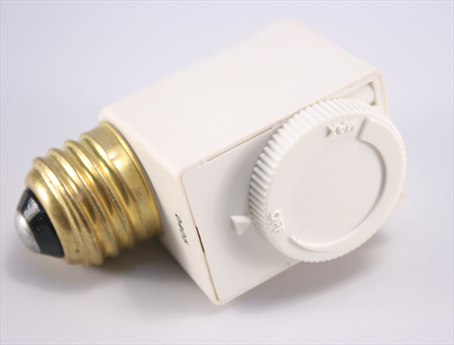 Rotary Lamp Dimmer In