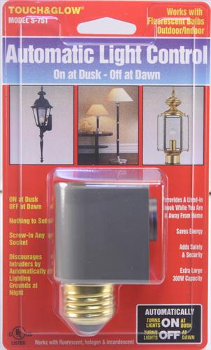 Cfl Dusk To Dawn Light Control