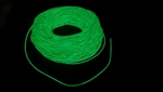 5.0mm ECLX Wire - GN - Emerald Green