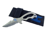 Halcyon Explorer Knife 10.060.008  *Buy at DIVESEEKERS.com 888-SCUBA-47