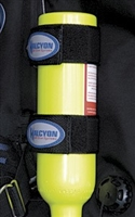 Mounting straps for 6cf inflation btl 40.010.006  *Buy at DIVESEEKERS.com 888-SCUBA-47