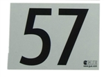 GUE MOD decal, each: 57 66.001.057  *Buy at DIVESEEKERS.com 888-SCUBA-47