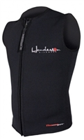 Thermoprene 3mm Mens Zipper Vest *Buy henderson at DIVESEEKERS.COM 888-SCUBA-47