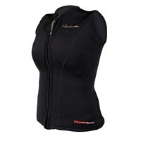 Thermoprene 3mm Womens Zipper Vest *Buy henderson at DIVESEEKERS.COM 888-SCUBA-47