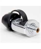 DIN TO YOKE ADAPTER ONLY (SCREW-ON ADAPTER WITHOUT YOKE) STAINLESS, 01-0253-5P, Buy Atomic Aquatics at DIVESEEKERS.com 888-SCUBA-47