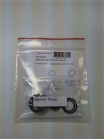 Comfort swivel hose service kit, 02-0002-5P, Buy Atomic Aquatics at DIVESEEKERS.com 888-SCUBA-47
